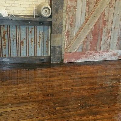 Wood Floor Coating