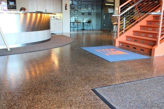V-8 Hybrid XT One Day Install Mica Flooring
