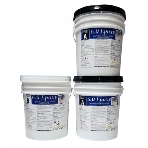 100% Solids High Performance Epoxy Coating
