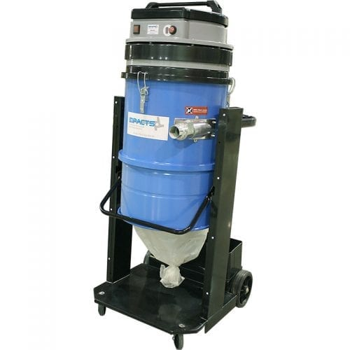 110v Longopac Vacuum Dust Collector