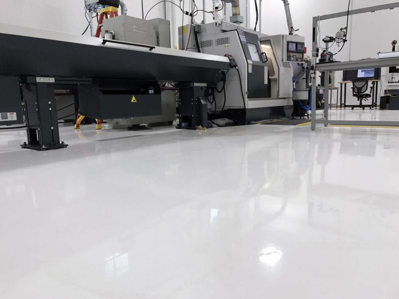 V-8 Industrial Solid Color Floor Coating