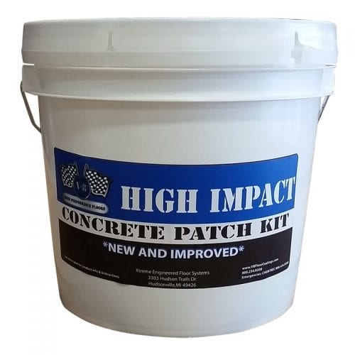V-8 High Impact Concrete Patching Kit