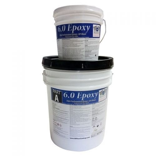 Industrial Strength High Performance Epoxy