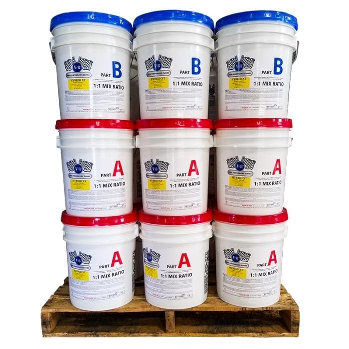 Bulk Floor Coating Resin