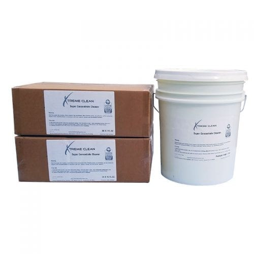 Floor Coating and Polished Concrete Cleaner