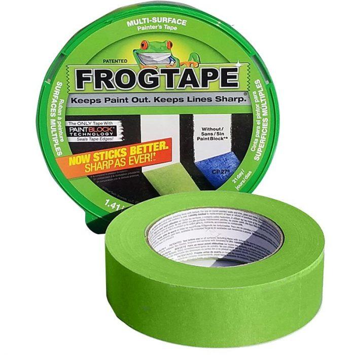Frog Tape Crisp Lines 1 41 In X 60