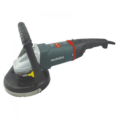 "Metabo 7"" Hand Grinder Kit for concrete"