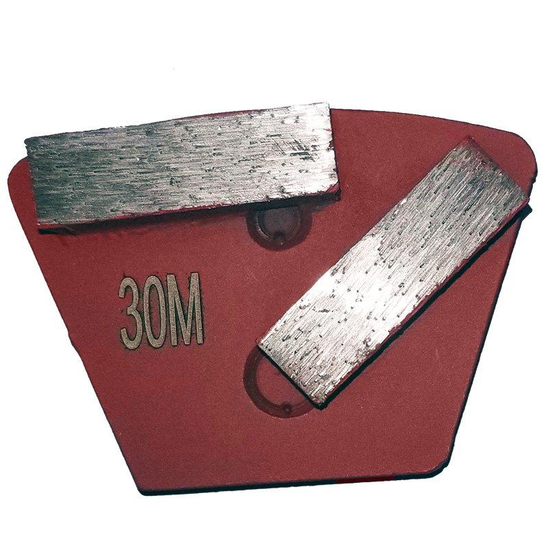 2 segment concrete preparation diamonds