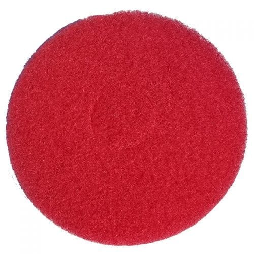 Red Floor Scrubber Pad