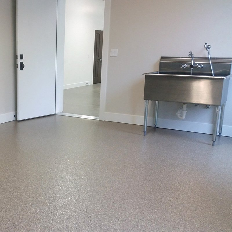 Easy To Clean Utility Room Flooring