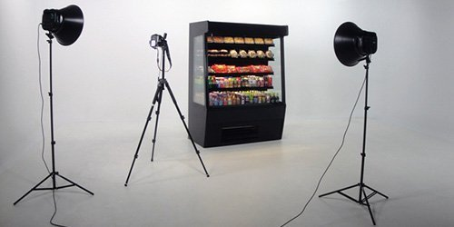 Photo Studio White Floor Coating