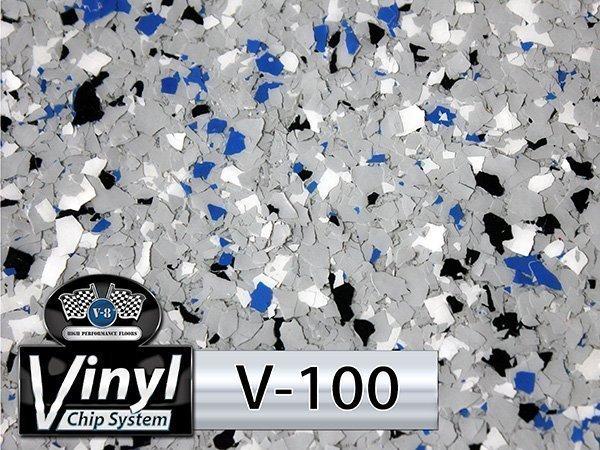 V-100 - Vinyl Chip System