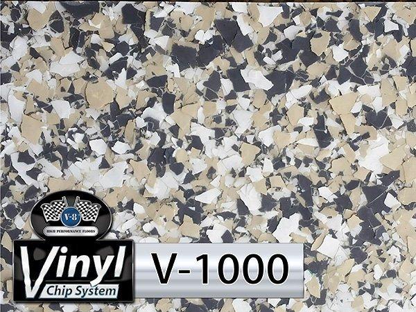 V-1000 - Vinyl Chip System