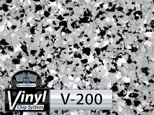 V-200 Vinyl Chip System