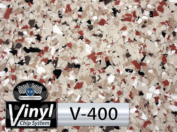 V-400 - Vinyl Chip System