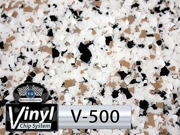 V-500 - Vinyl Chip System
