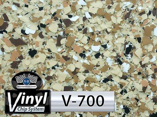 V-700 - Vinyl Chip System