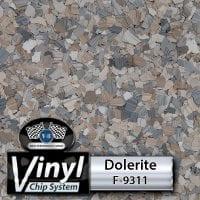 Dolerite F9311 Stone Series Chip Blend