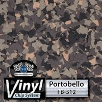 Portobello FB-512 Vinyl Chip Blend