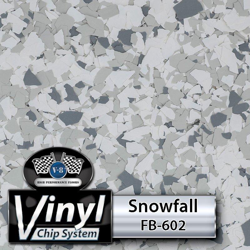 Snowfall FB-602 Vinyl Chip Blend