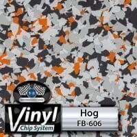Hog FB-606 Vinyl Chip Blend