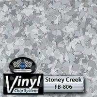 Stoney Creek FB-806 Vinyl Chip Blend