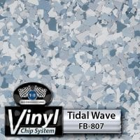 Tidal Wave FB-807 Vinyl Chip Blend