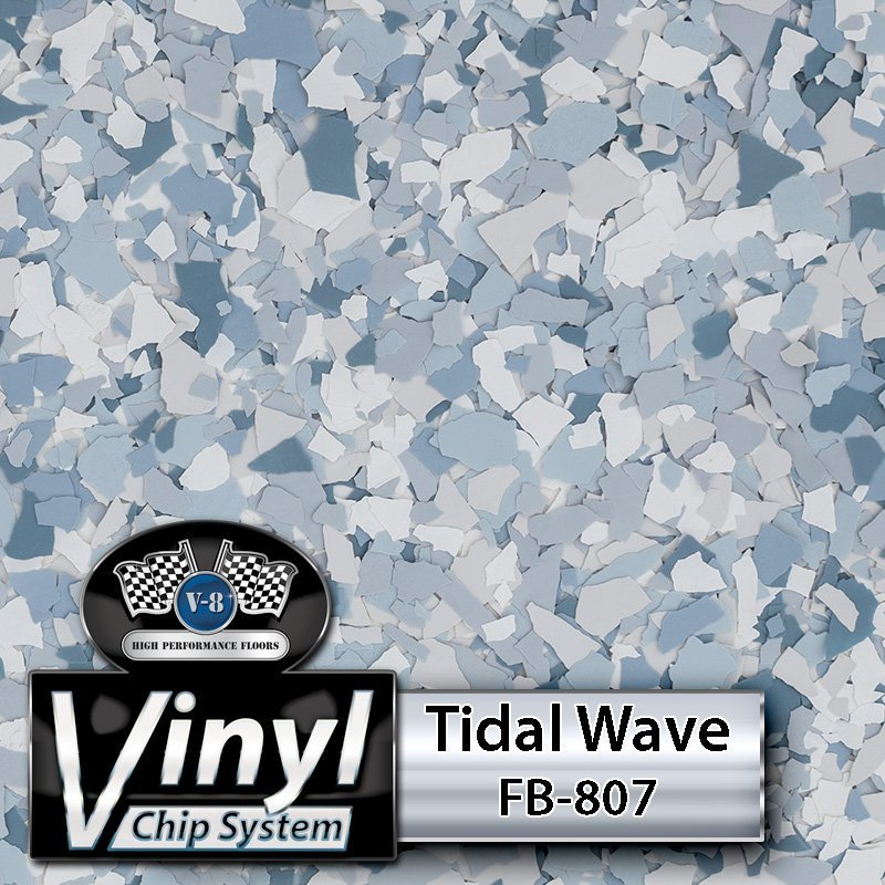 Tidal Wave FB-807 Vinyl Chip Blend