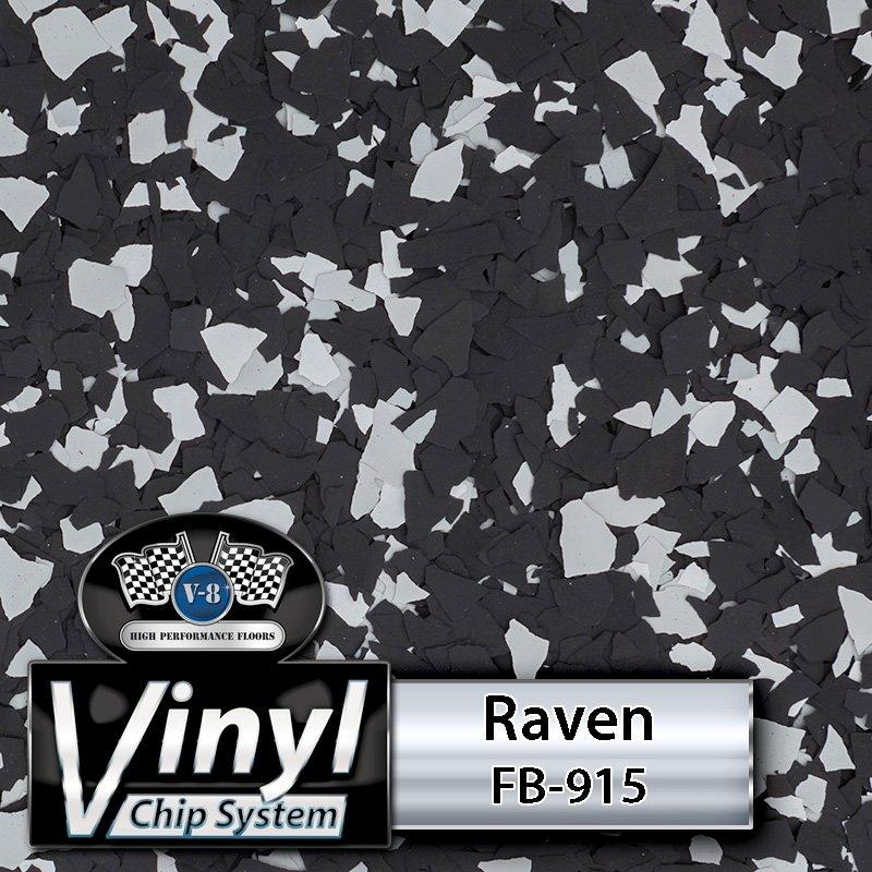 Raven FB-915 Vinyl Chip Blend