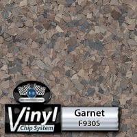 Garnet F9305 Stone Series Chip Blend