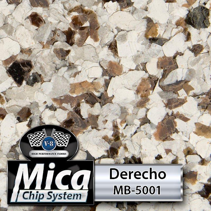 Derecho MB-5001 Mica Blend
