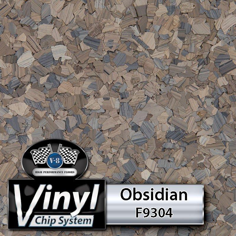 Obsidian F9304 Stone Series Chip Blend