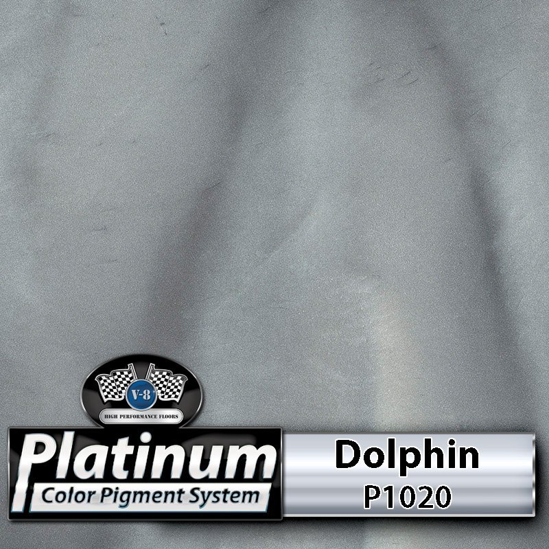 Dolphin P1020 Platinum Color Pigment