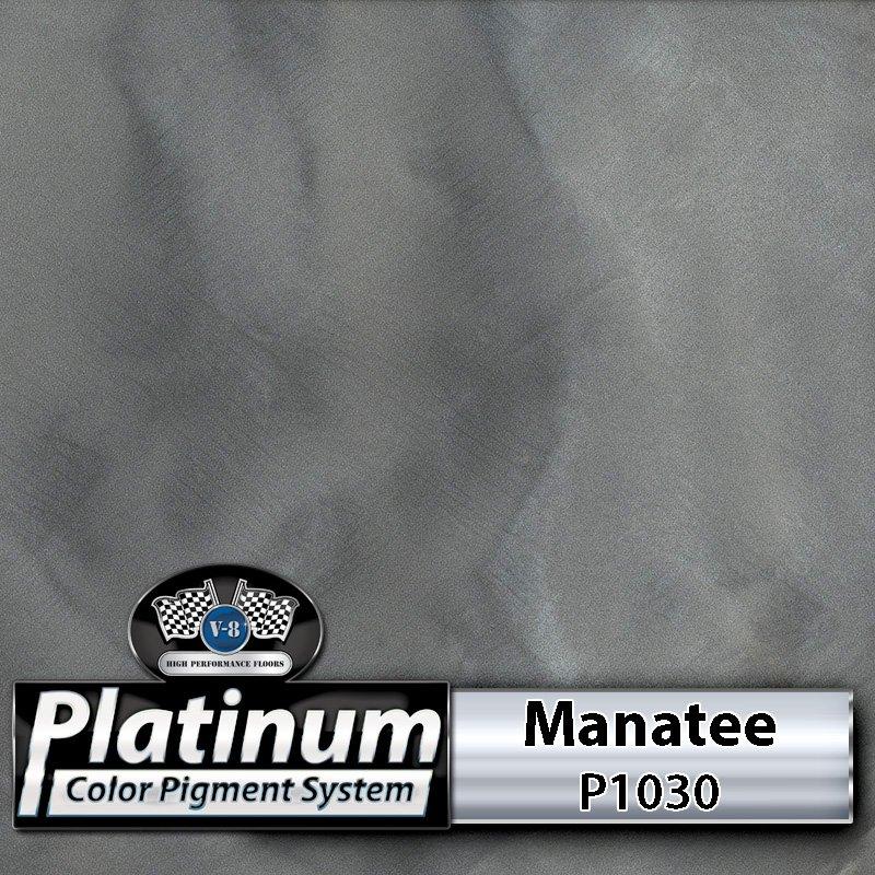 Manatee P1030 Platinum Color Pigment