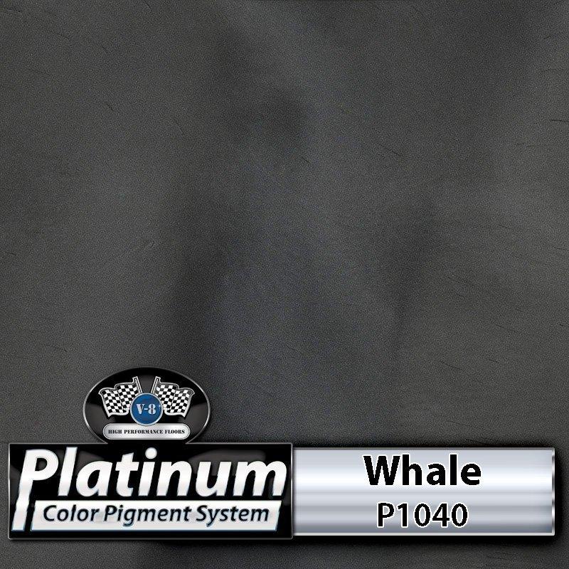 Whale P1040 Platinum Color Pigment