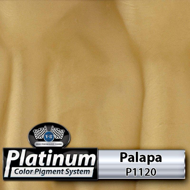 Palapa P1120 Platinum Color Pigment