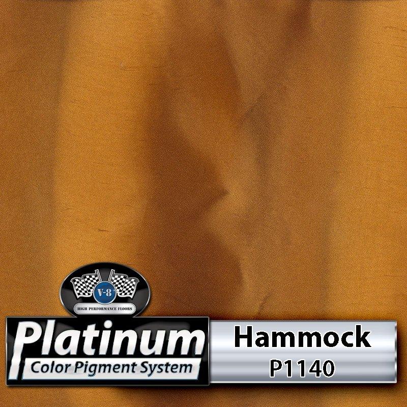 Hammock P1140 Platinum Color Pigment