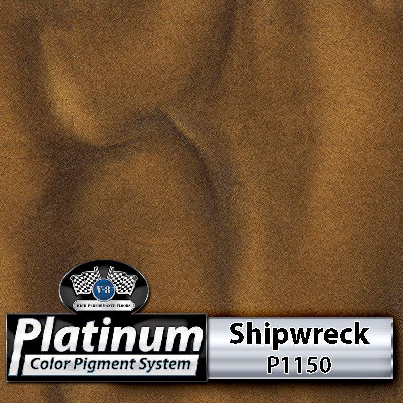 Shipwreck P1150 Platinum Color Pigment