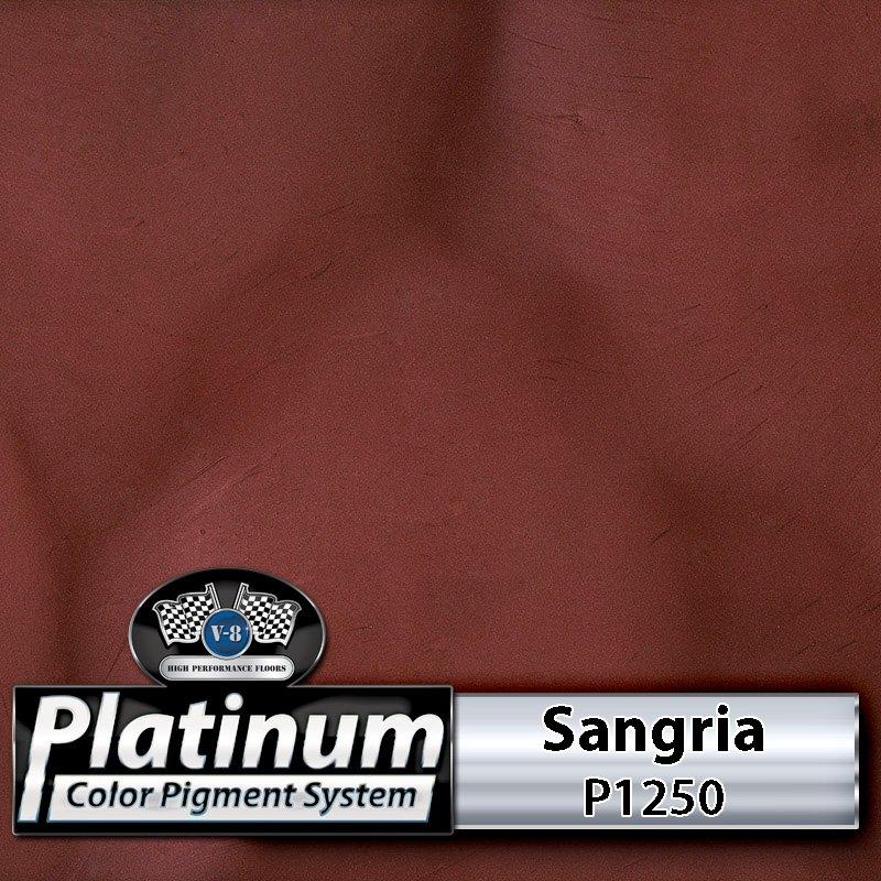Sangria P1250 Platinum Color Pigment