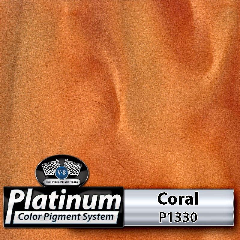Coral P1330 Platinum Color Pigment