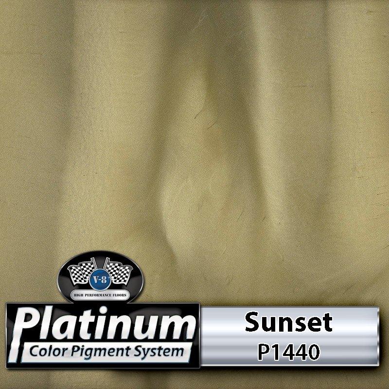 Sunset P1440 Platinum Color Pigment