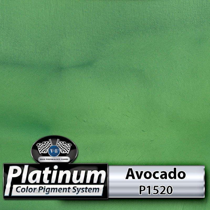 Avacado P1520 Platinum Color Pigment