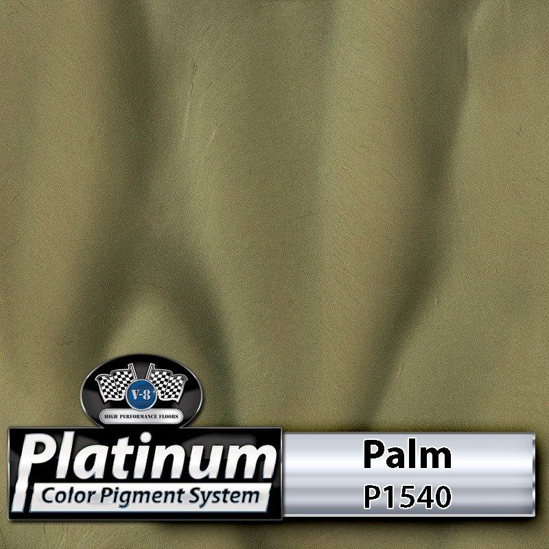 Palm P1540 Platinum Color Pigment