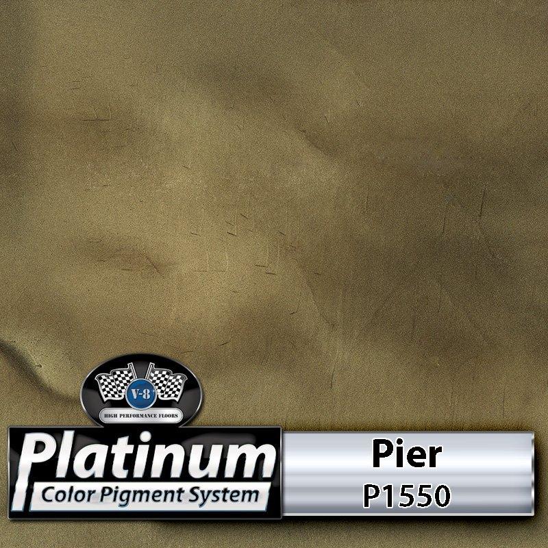 Pier P1550 Platinum Color Pigment