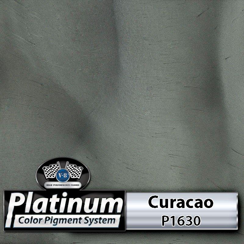 Curacao P1630 Platinum Color Pigment