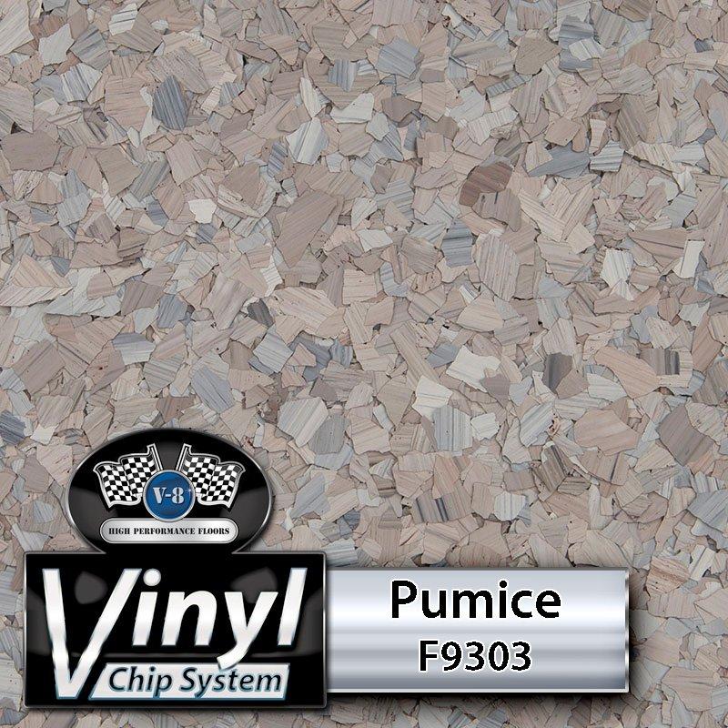 Pumice F9303 Stone Series Chip Blend