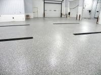 Commercial Garage Floor Coating System