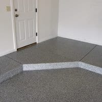 Garage and Entry Floor Coating System