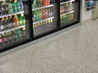 Durable Gas Station Floor Coating