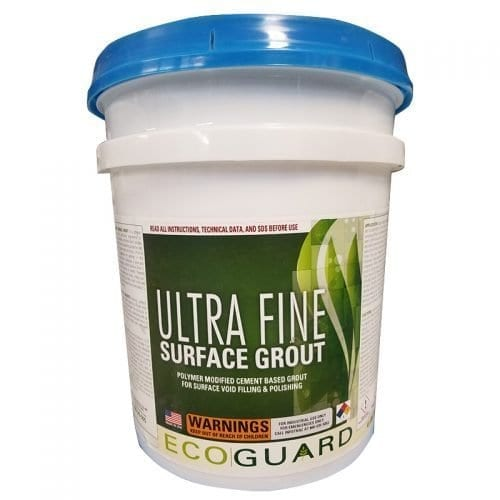 Ultra Fine Grout for Concrete Polishing